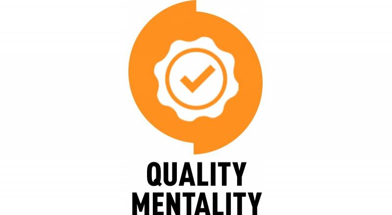 Quality mentality