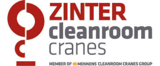 New clean room crane website partner USA, Zinter, online