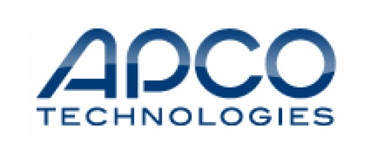 New customer APCO Technologies