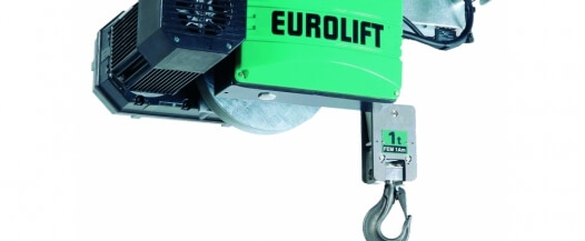 Belt hoists for Sicor Biotech, Latvia
